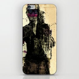 AA Boy iPhone Skin