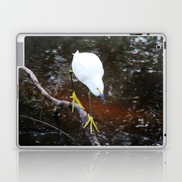 Yellow Feet Laptop & iPad Skin