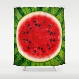 Watermelon <3 Shower Curtain