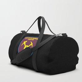 Crypto Miners United Duffle Bag
