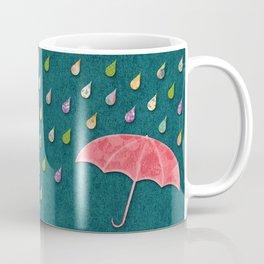 It's raining, it's pouring Coffee Mug