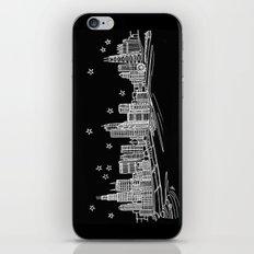 Chicago, Illinois City Skyline iPhone & iPod Skin