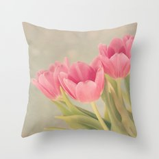 Song of Spring Throw Pillow