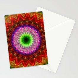 Mandala India  Stationery Cards
