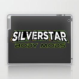 SILVERSTAR (Automotive) Body Mods Laptop & iPad Skin
