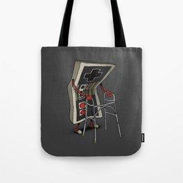 Old Gamer Tote Bag
