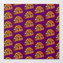 Baby Taco Canvas Print