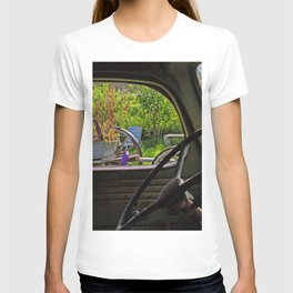 Window in Time T-shirt