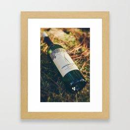 Crush me... Framed Art Print