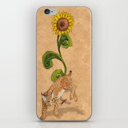 Bobcats & Beeswax iPhone Skin