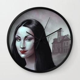 Monatisia Wall Clock