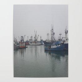 Fogged In Poster
