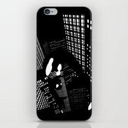 Night Spider  iPhone Skin