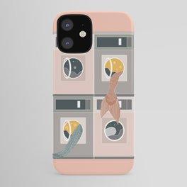 Laundro-mer-mat iPhone Case