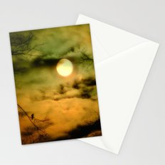 Moon Rising Stationery Cards