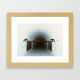 Paris - Pantheon Krypta Framed Art Print