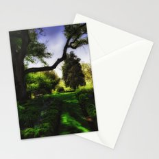 A Walk in the Garden Stationery Cards