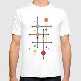 Mid Century Modern 1-4 T-shirt
