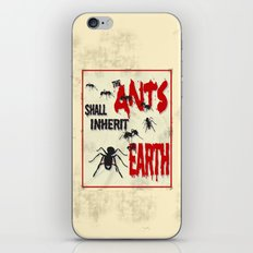 B-Movie iPhone & iPod Skin