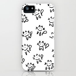 Meows iPhone Case