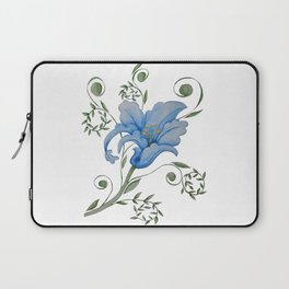 Stylised Flower  Laptop Sleeve