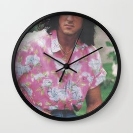 Italian Man Wall Clock