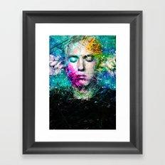 Rap God Framed Art Print