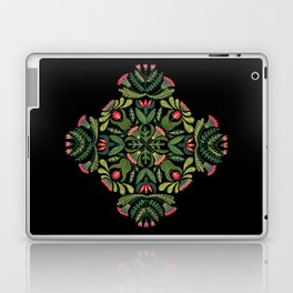 Little Red Riding Hood mandala Laptop & iPad Skin