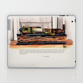 Every Song Ends Laptop & iPad Skin