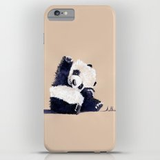 Hello Panda iPhone 6s Plus Slim Case