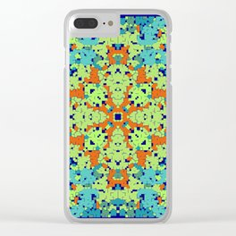 """""""Spring"""" series #7 Clear iPhone Case"""