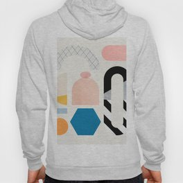 Abstraction_Shapes Hoody