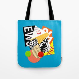 Floor 2 Tote Bag