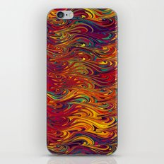 Wave Of Colors 2 iPhone & iPod Skin