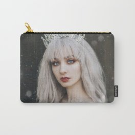 Snow white Carry-All Pouch