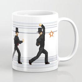 Lincoln Punch! Coffee Mug