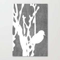 Grey Street Canvas Print