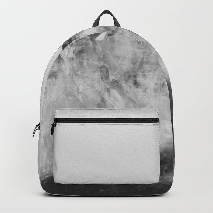 Crystal Soul Geode Backpack