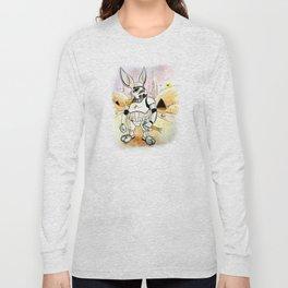 Bunnytrooper Long Sleeve T-shirt