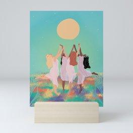 Festivities Mini Art Print