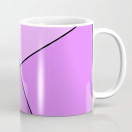 Purple home design Coffee Mug