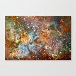 Acrylic Multiverse Canvas Print