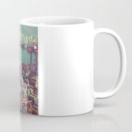 Pier Tetris Coffee Mug