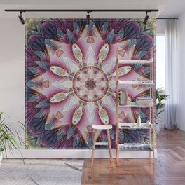 Mandalas from the Voice of Eternity 13 Wall Mural