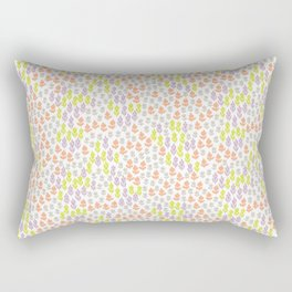 Flower Meadow Rectangular Pillow