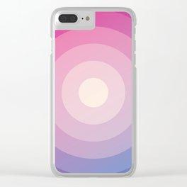 Acne Vulgaris Clear iPhone Case