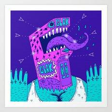 GLAK Art Print