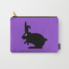 Angry Animals: Bunny Carry-All Pouch