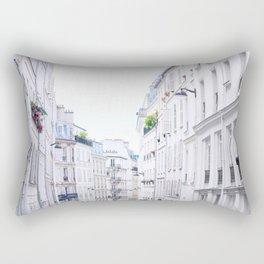 Inside Paris.Architecture Rectangular Pillow