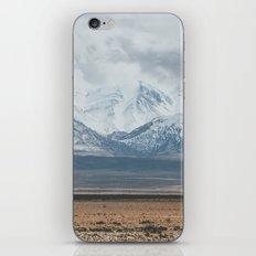 Atlas Mountains iPhone & iPod Skin